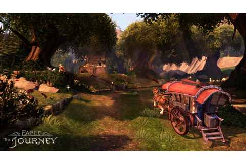 Fable: The Journey Review | RPG Site