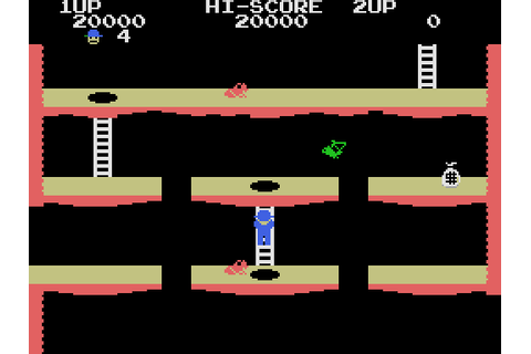 Pitfall II: The Lost Caverns (1985) by Sega SG-1000 game