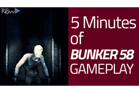 5 Minutes of Bunker 58 Gameplay | Indie Games - YouTube