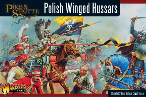 Battleground Hobbies: New Polish Winged Lancers from ...