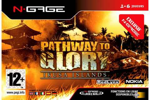 Pathway to Glory: Ikusa Islands [N-Gage] ~ School Of Gamez