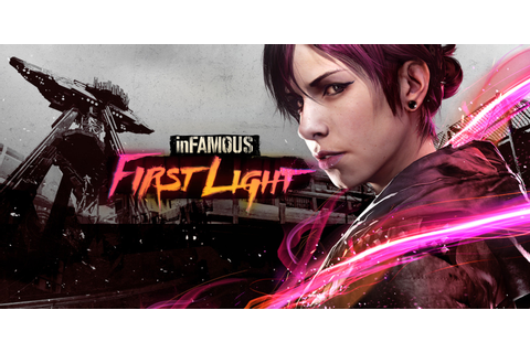 (PS4 Review) Infamous: First Light | I Am Your Target ...