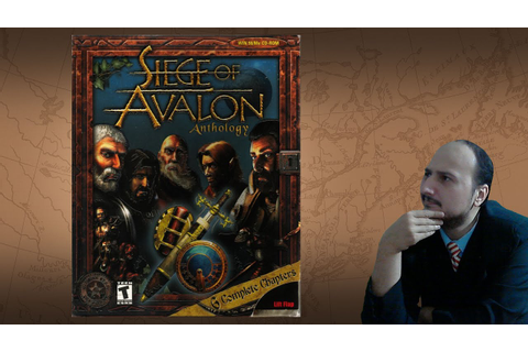 "Gaming History: Siege of Avalon ""The immersive episodic ..."