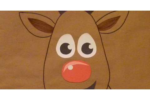 Pin the nose on Rudolph game | Christmas fun | Pinterest ...