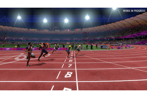 London 2012 - The Official Video Game of the Olympic Games ...