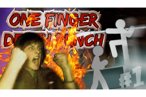 One Finger Death Punch: GAME OF THE YEAR! - YouTube