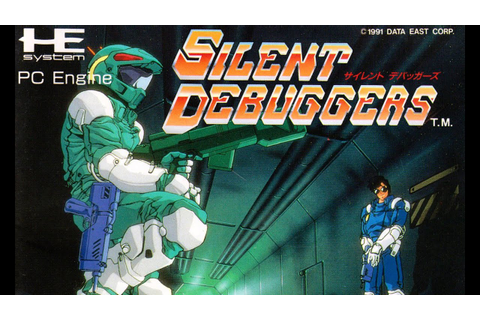 Just talking about Silent Debuggers on the PC Engine ...
