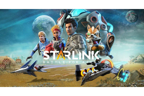 Star Fox Swoops Into Starlink: Battle For Atlas, Arrives ...