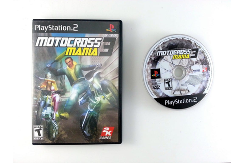 Motocross Mania 3 game for Playstation 2 | The Game Guy