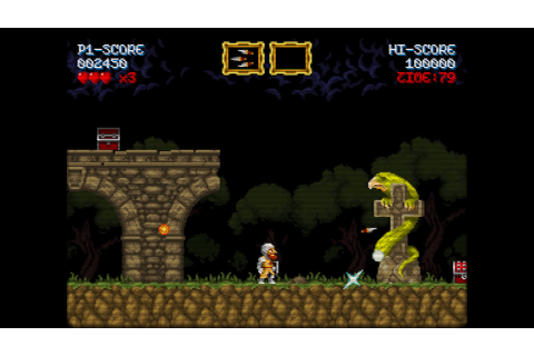 Cursed Castilla (Maldita Castilla EX) - PS4 Review ...