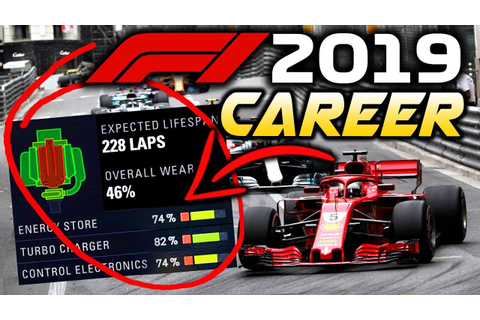 F1 2019 Game | 10 THINGS THAT WE WANT IN F1 2019 CAREER ...