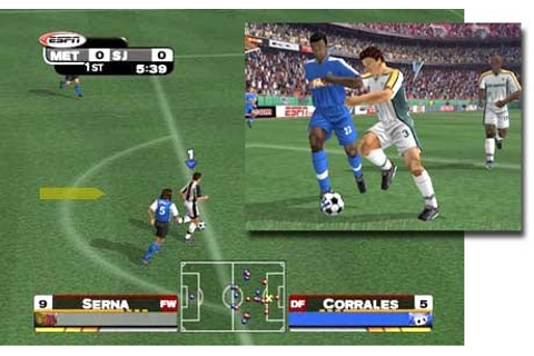 ESPN MLS ExtraTime 2002 Review - IGN