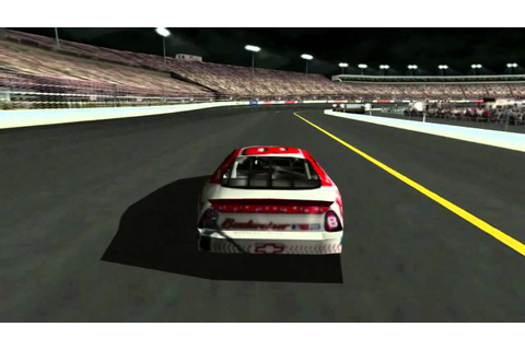 NASCAR RACING 4 Offline Race At Richmond - YouTube