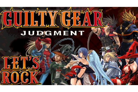 Guilty Gear Judgment | Download Game PSP PPSSPP PS3 Free
