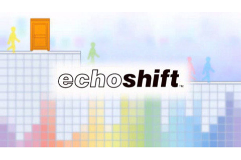 echoshift™ Game | PSP - PlayStation
