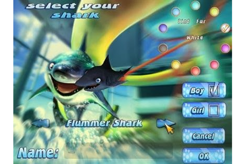 101 Shark Pets on Qwant Games