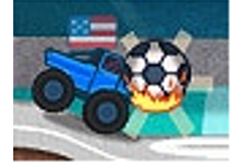 Monster Truck 3D Reloaded - Two Player Games