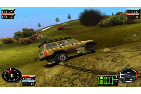 Screamer 4x4 - YouTube