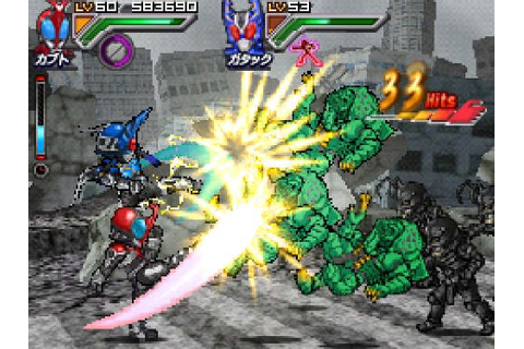 Used Game DS All Kamen Rider Rider Generation 2 Japan ...