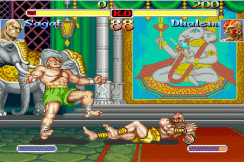 Super Street Fighter II Turbo - The Company - Classic ...