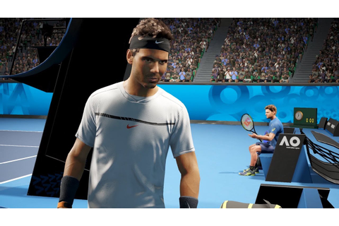 AO International Tennis Gets Rated By The ESRB - Just Push ...