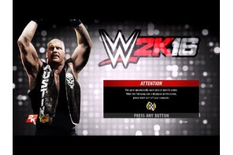 How to Download WWE 2K16 Free Full Game For PC - YouTube