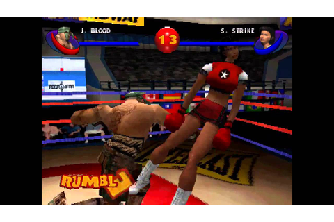 Ready 2 Rumble Boxing: Round 2 ... (PS1) - YouTube
