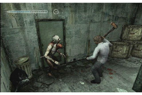 games torrent Ps2 e Ps3: Silent Hill 4 - The Room (PS2)