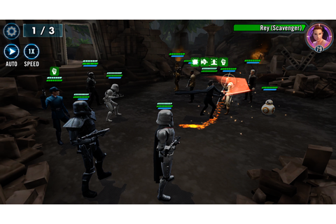 How to Play Star Wars: Galaxy of Heroes on PC - MEmu ...