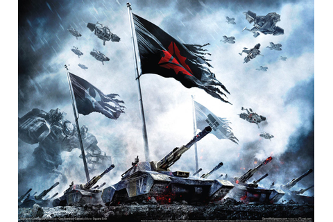 Supreme Commander 2 Game Wallpapers | HD Wallpapers | ID #7012