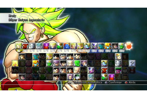 Dragon Ball: Raging Blast 2 | Movie Characters Tournament ...