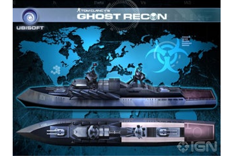 Tom Clancy's Ghost Recon: Shadow Wars - Nintendo 3DS - IGN