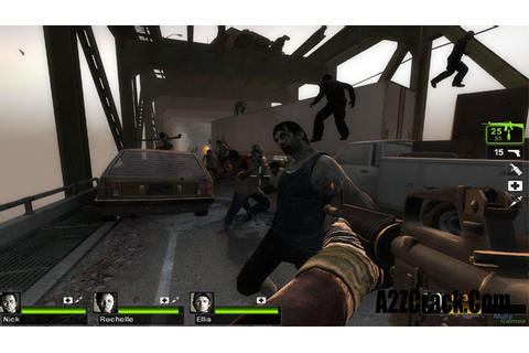 Left 4 Dead 2 Crack + Game Download By Raju