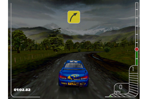 Colin McRae Rally: On Virtual Stages with a Legend ...