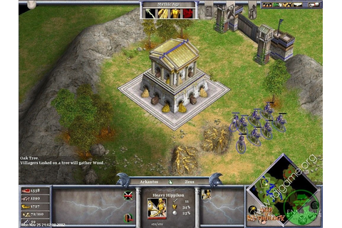 Age of Mythology - Download Free Full Games | Strategy games