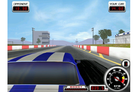 Скриншоты Hot Rod: American Street Drag на Old-Games.RU