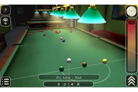 3D Pool game - 3ILLIARDS - Android Apps on Google Play