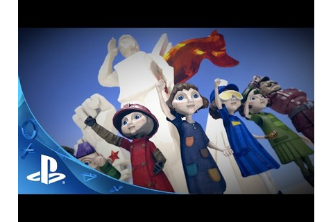 The Tomorrow Children Game | PS4 - PlayStation