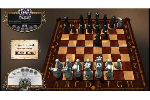 Chess 2: The Sequel PC Review | GameWatcher