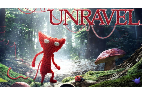 Unravel – Yarny Game-Play & Director Interview | FAMILY ...