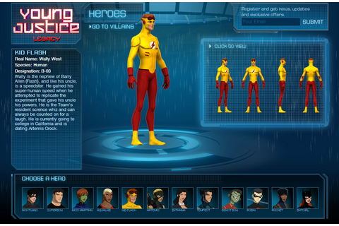 And The Hits Keep Coming (Young Justice: Legacy News ...