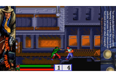 Chicago Syndicate Game Sample - Game Gear - YouTube