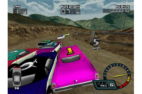 Game Demolition Racer PS1 Full Version Iso For PC | Murnia Games ...