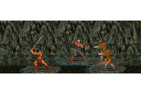 Warrior Blade: Rastan Saga Episode III - Videogame by Taito