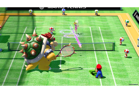 Mario Tennis Ultra Smash: Smashtastic :: Games :: Paste