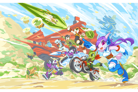 Freedom Planet, Indie Games Wallpapers HD / Desktop and ...