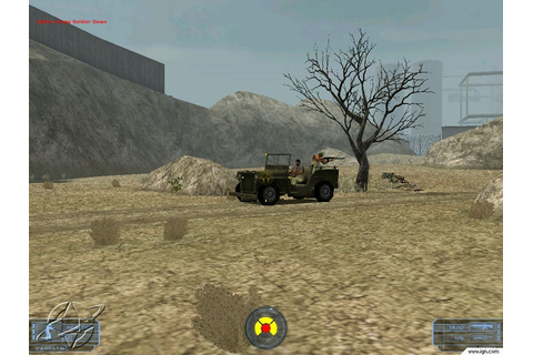 Tom Clancy's Ghost Recon: Desert Siege Screenshots ...