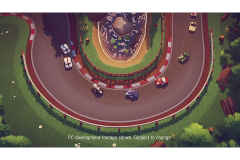 Circuit Superstars - New Racing Game by Square Enix - YouTube