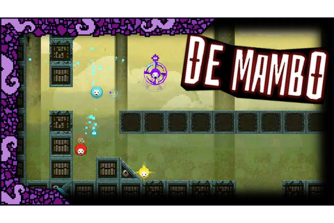 Let's Play DE MAMBO Demo - YouTube