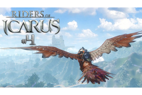 HERE COMES THE EPICNESS! Riders of Icarus - Part 4 - YouTube